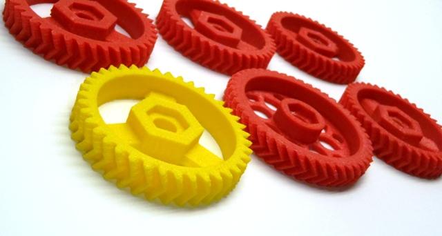 Sériova výroba a 3D tlač