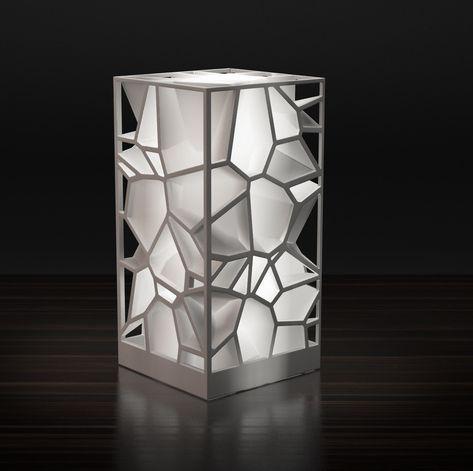 3D dizajn, lampa