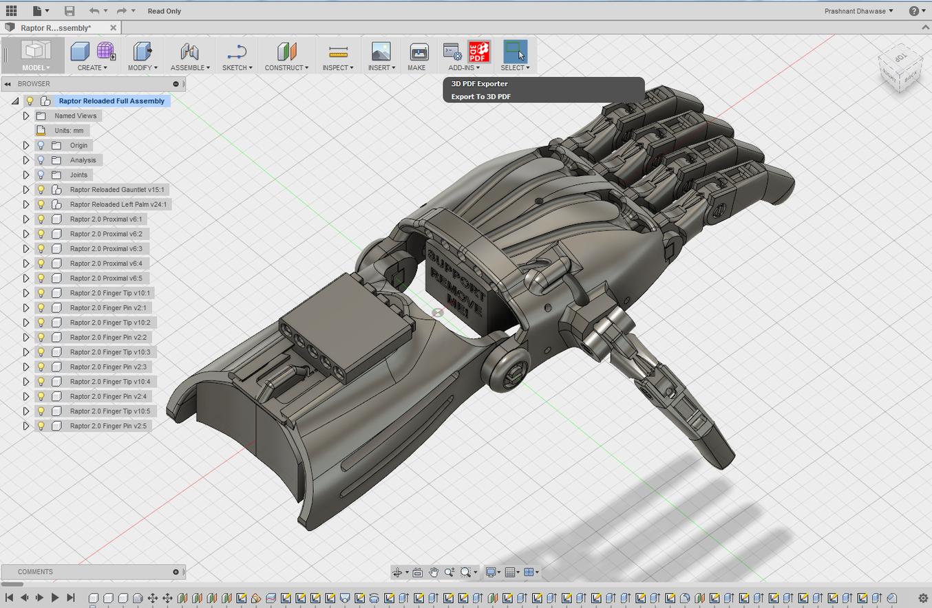 Ruka_3D_design